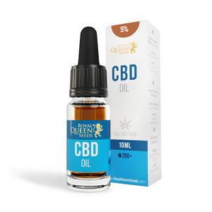 CBD Olej 5%