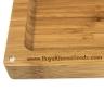 Magnetyczna Bambusowa Tacka Do Rolowania RQS