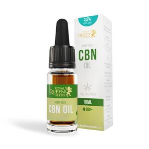 2,5% CBN i 2,5% CBD Olej