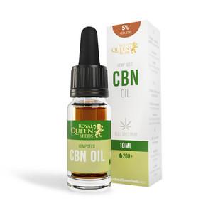 5% CBN i 2,5% CBD Olej