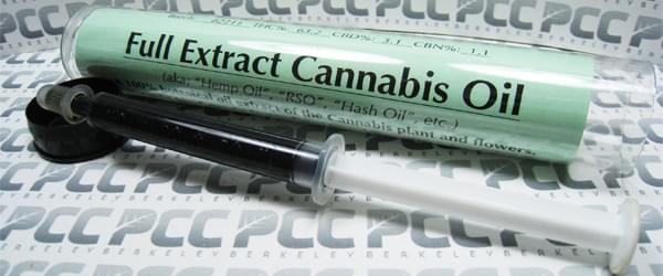 Medical Cannabis Oil for cancer treatment