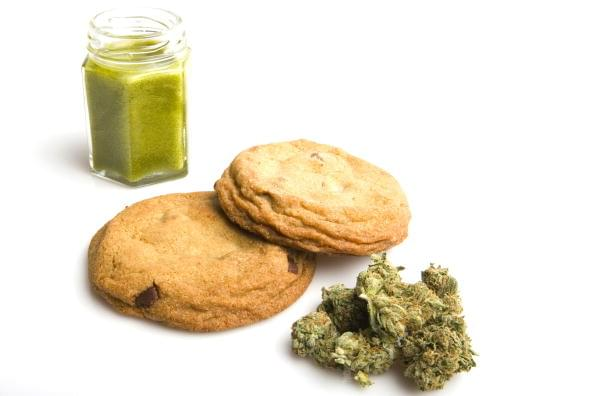 Cannabis food products