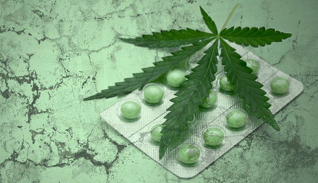 Kolumbia medyczną marihuanę
